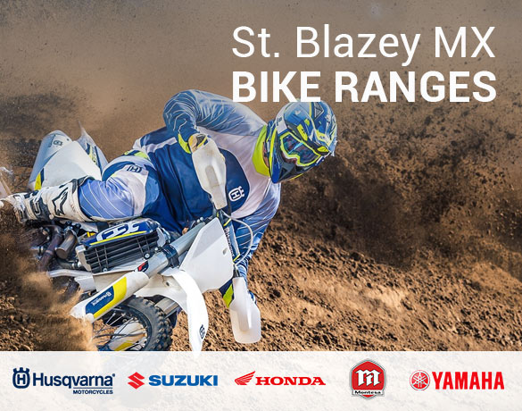 Motocross Bike Sales, Cornwall, UK, Husqvarna, Suzuki, Honda, Yamaha