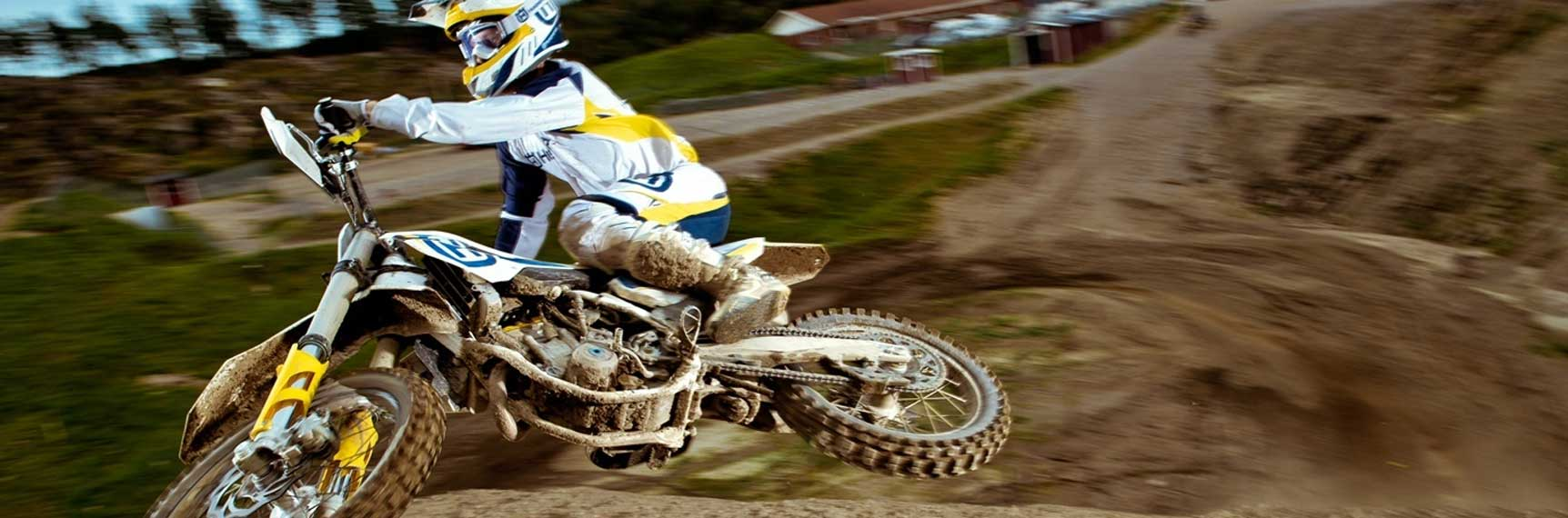 St Blazey MX - Husqvarna, Honda, Suzuki Motocross Bikes