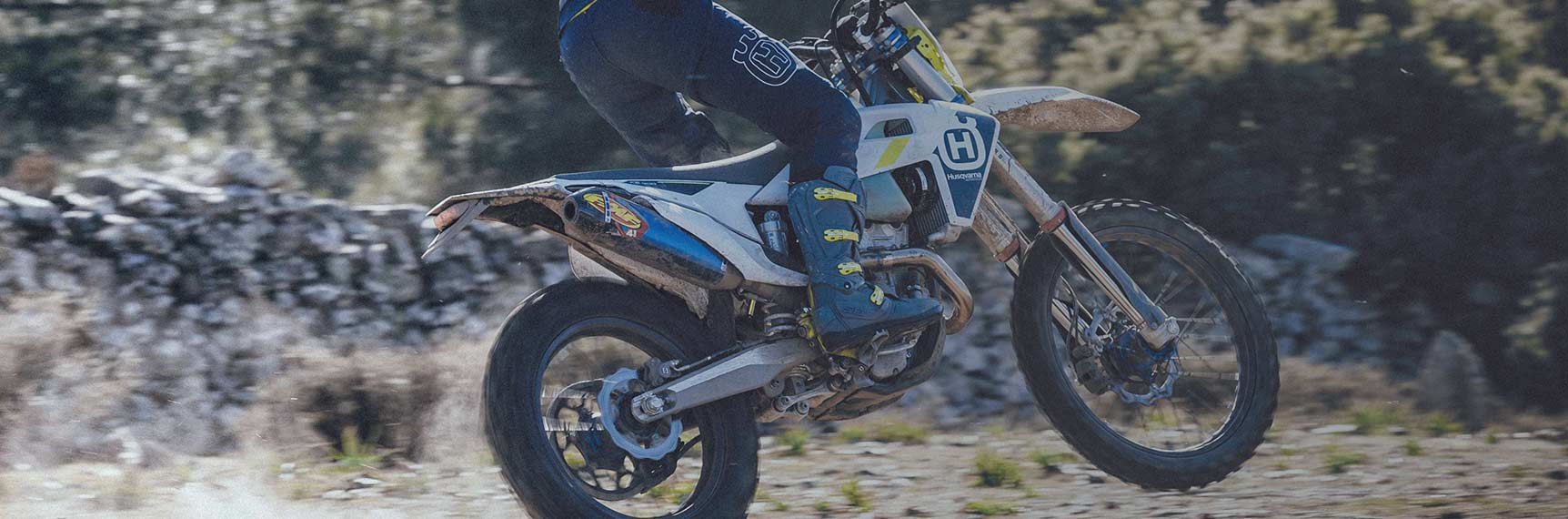 Husqvarna Bikes, 2022 Range - St Blazey MX