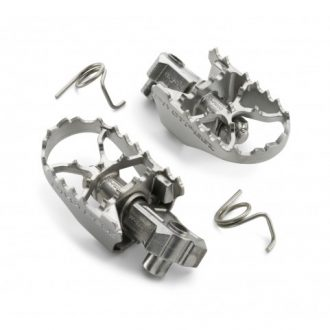 Husqvarna Footpegs