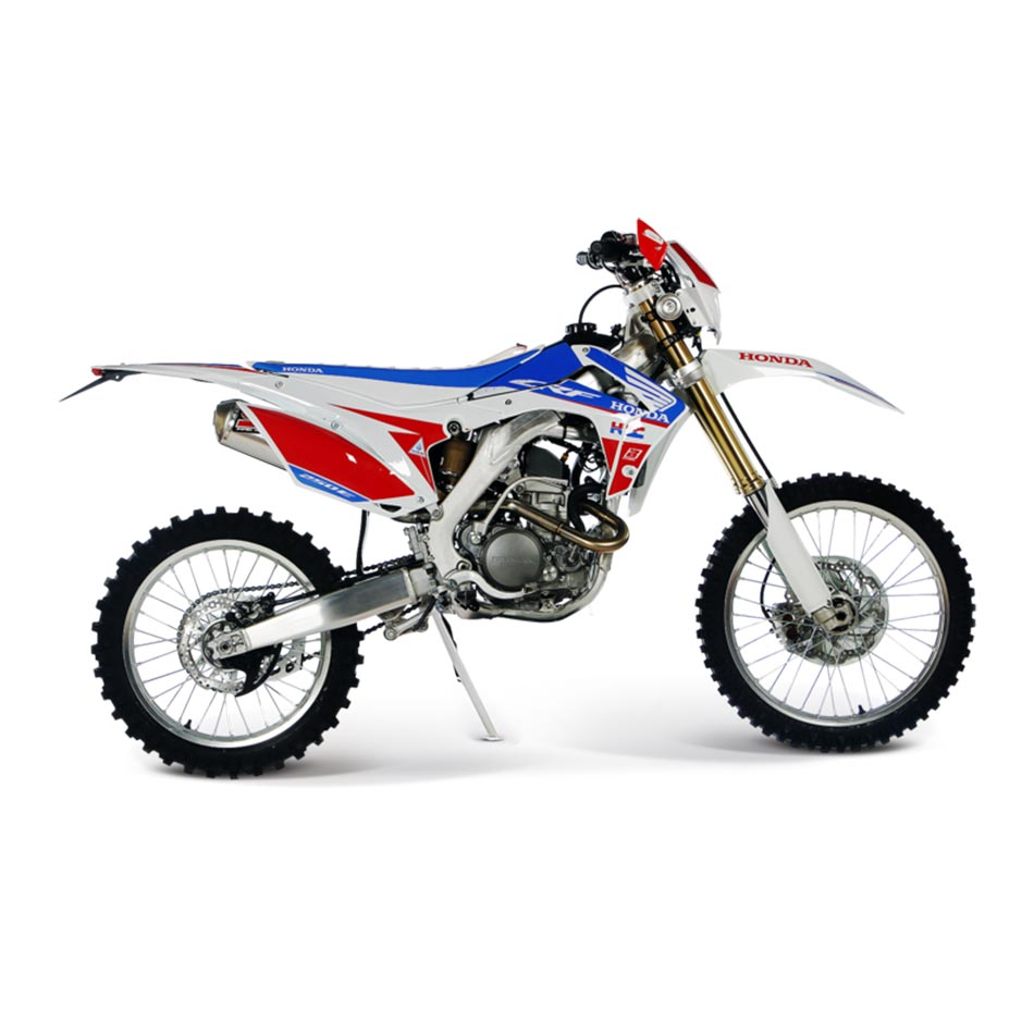 Honda Motorcycles Enduro Used