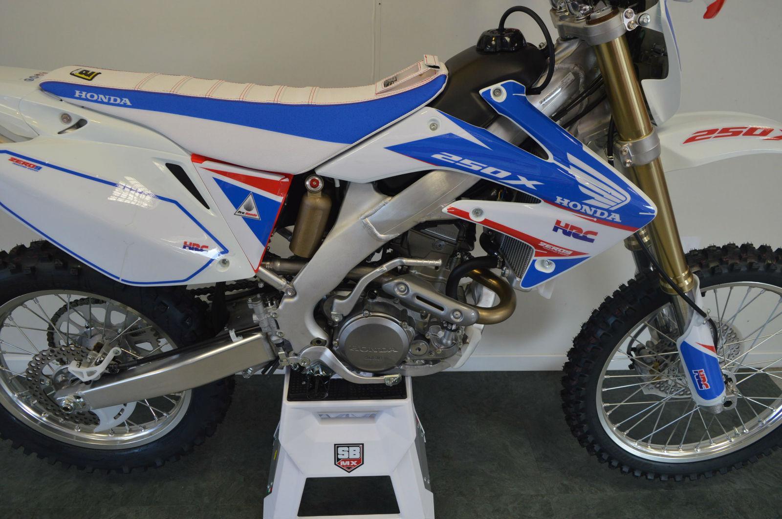Honda 250 Dirt Bike Accessories
