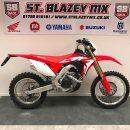 2017 HONDA CRF 450 RX