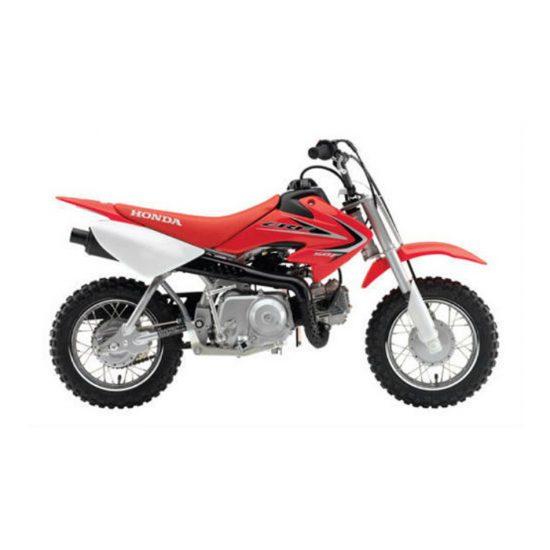 2017 HONDA CRF 50 MOTO-X BIKE