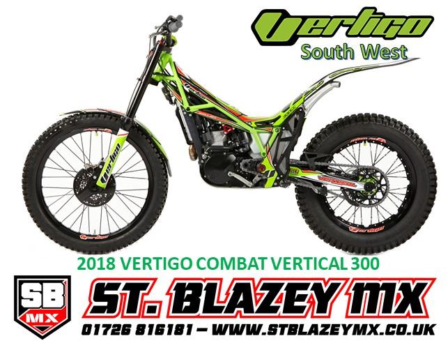 Vertigo Bike, Moto X, Dealer, Cornwall, UK, St Blazey MX