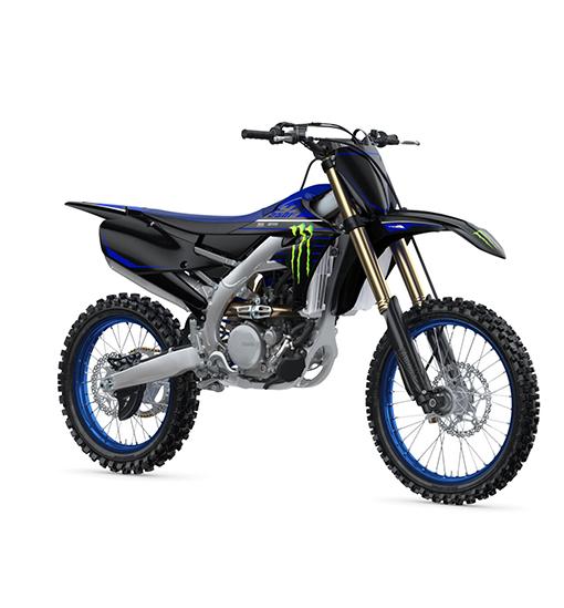2021 Yamaha YZ250F Monster Edition